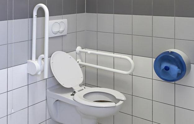 Bathroom modifications home modifications accessible bathtub for Elevator grab bars