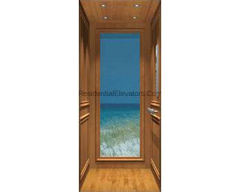 Glass-Observation-Panel
