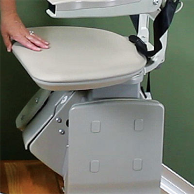 Straight Stair Lifts in Wausau