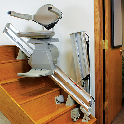 Straight Stair Lifts in Appleton