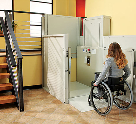 Wheelchair Ramps, Bruno Stair Lifts, and Wheelchair Lifts in Chicago, IL