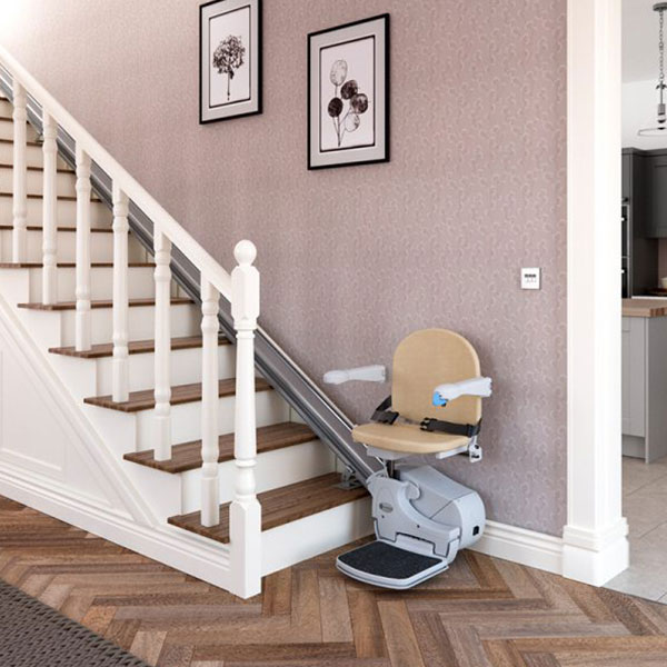 Straight Stair Lift in Lake Forest, IL