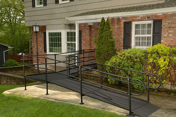 Wheelchair Ramps in Chicagoland, the Tri-State Area, Chicago, Roselle