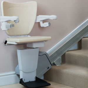 Straight stair lift in Sheboygan, WI