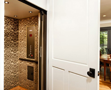 Home Elevators in Milwaukee and Appleton, WI