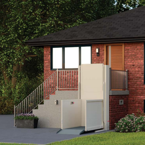 Savaria wheelchair lift in Oshkosh