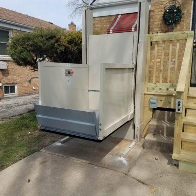Wheelchair Lifts in Appleton, Cudahy, Madison, Milwaukee, Waukesha, and Wausau, Wisconsin