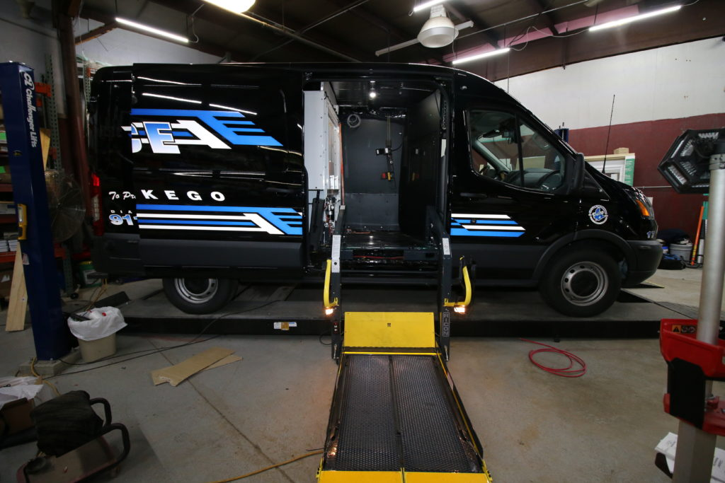 Wheelchair Vans and Wheelchair Ramps in Milwaukee and Appleton, WI