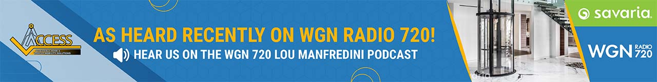 Access on WGN Podcast Banner